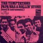 The Temptations - Pappa Was A Rolling Stone