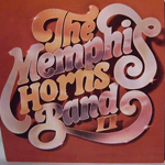 The Memphis Horns Band - The Memphis Horns Band II